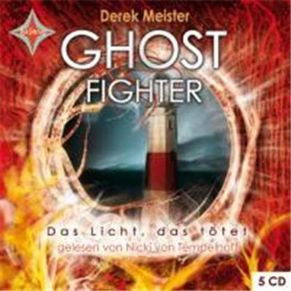 Ghostfighter, 5 Audio-CDs