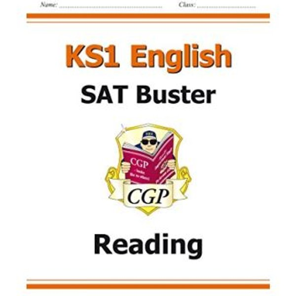 KS1 English SAT Buster: Reading (for the 2021 tests)