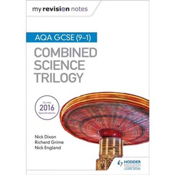 AQA GCSE 9-1 combined science trilogy BOOK