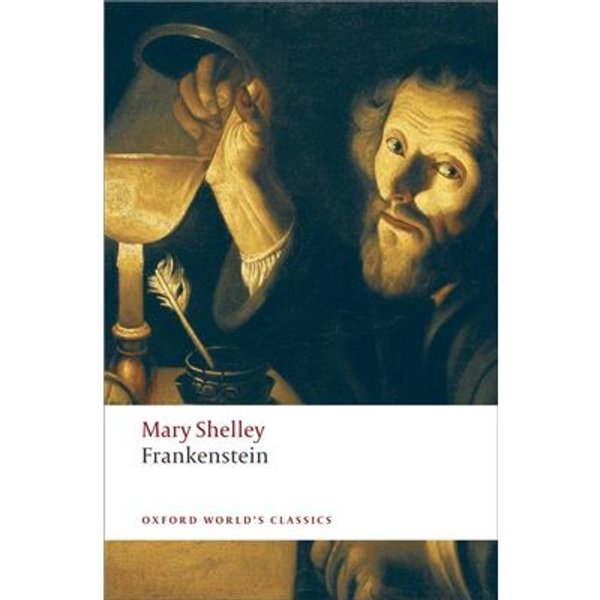 Frankenstein, Oxford World's Classics Series