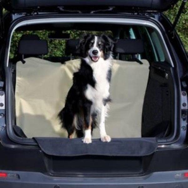 Protège siège de voiture polaire/nylon, 1,40 × 1,45 m - TRIXIE