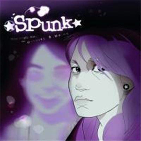 SPUNK, m. Audio-CD