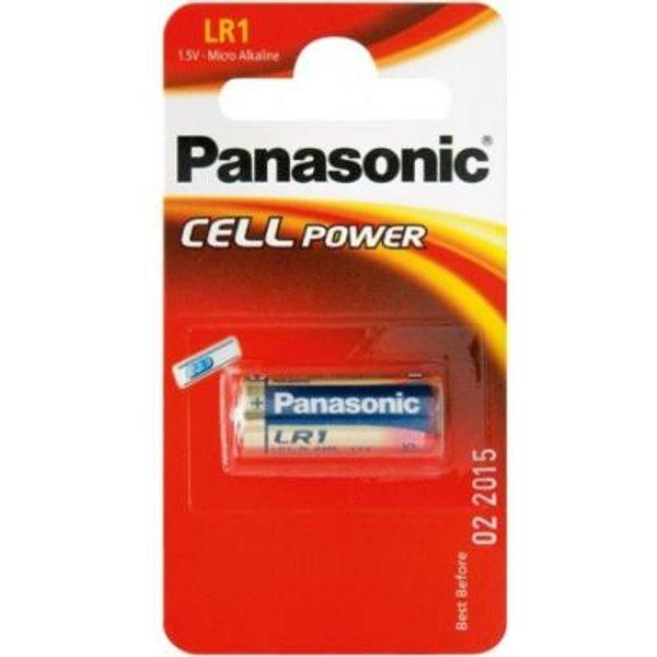 Panasonic LR1L/1BE - Batterie Alkalisch