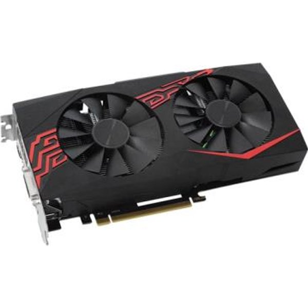 Asus GeForce Gtx1060 EX O6G Card graphique