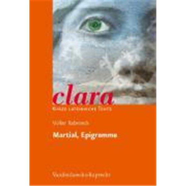 Clara Martial, Epigramme Heft 16.Kurze lateinische Texte