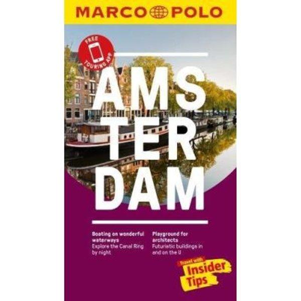 Amsterdam Marco Polo Pocket Guide