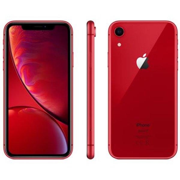 "APPLE iPhone XR - Smartphone (6.1 "", 256 GB, Rouge)"
