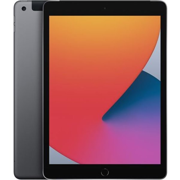 Apple Tablet iPad 10.2'' (2020) Cellular (32 GB)