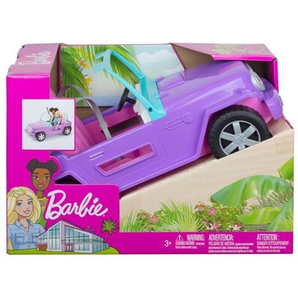 Barbie Beach Jeep