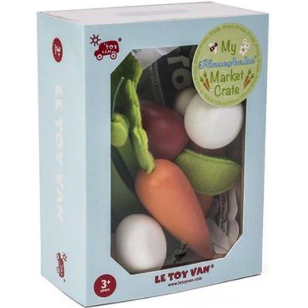 Gemüse Kiste