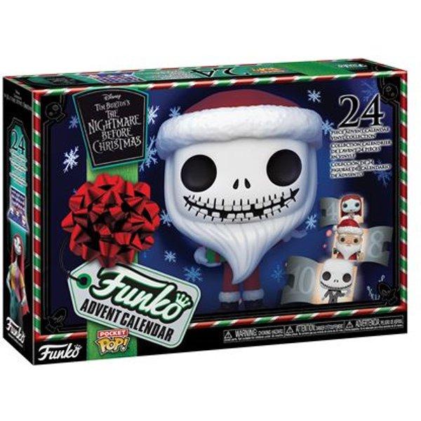 Calendrier de l'Avent Funko Pop The Nightmare Before Christmas