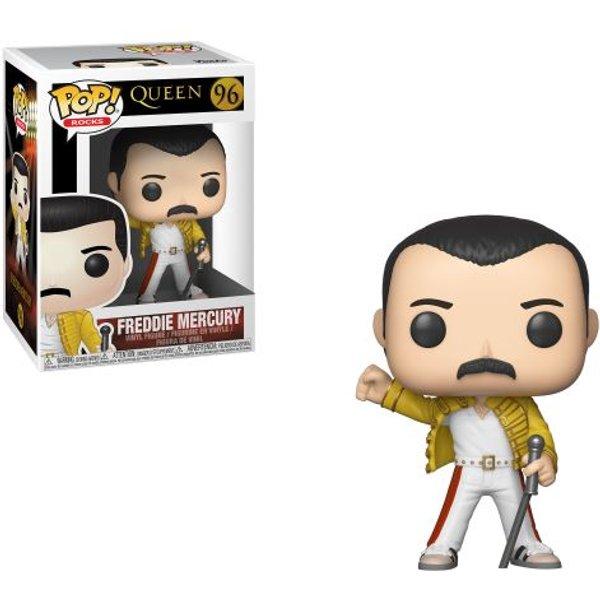 Pop! Rocks Queen Freddie Mercury Wembley 1985 Funko Pop! Vinyl