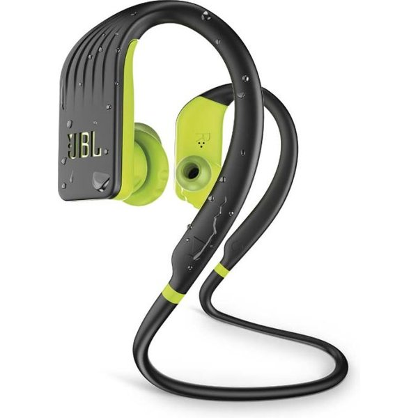 JBL Endurance JUMP Waterproof Wireless Sport In-Ear Headphones with On