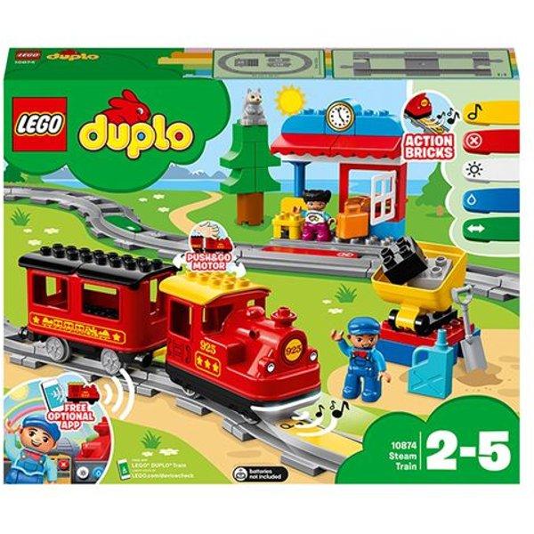 DUPLO - Le train à vapeur, Jouets de construction
