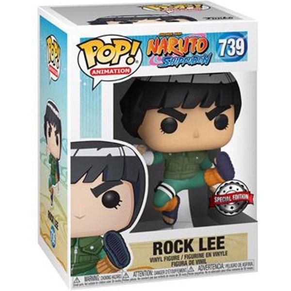 POP Animation - Naruto - Rock Lee