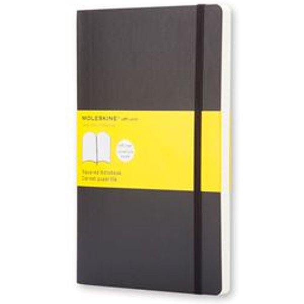 Moleskine Soft Squared Notebook