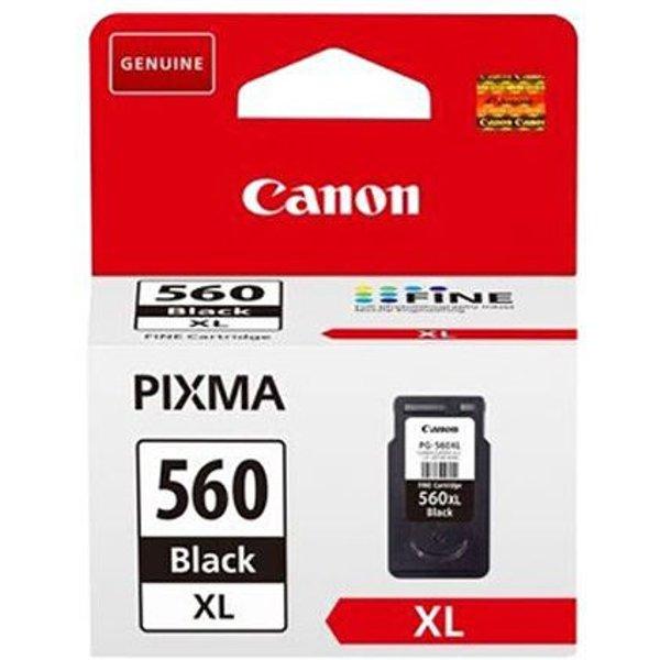 Canon PG-560XL Black High Capacity Original Ink Cartridge