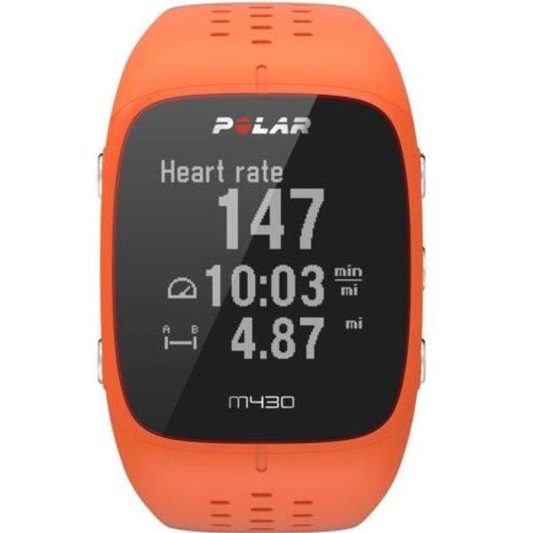 Polar M430 GPS Heart Rate Monitor Computer Watch
