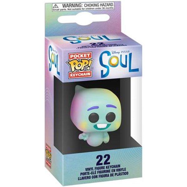 Disney Soul 22 Funko Pop! Keychain