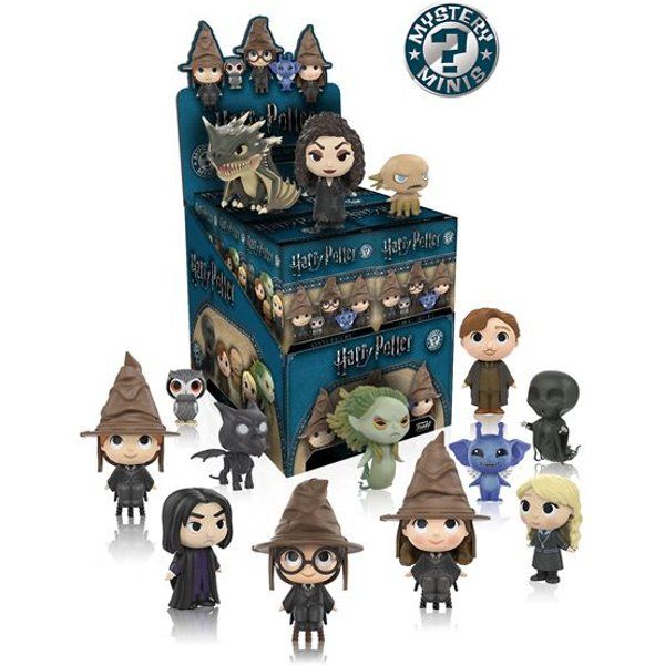 Harry Potter - Mystery Mini Blind 2nd Series - Collector's figure - Standard