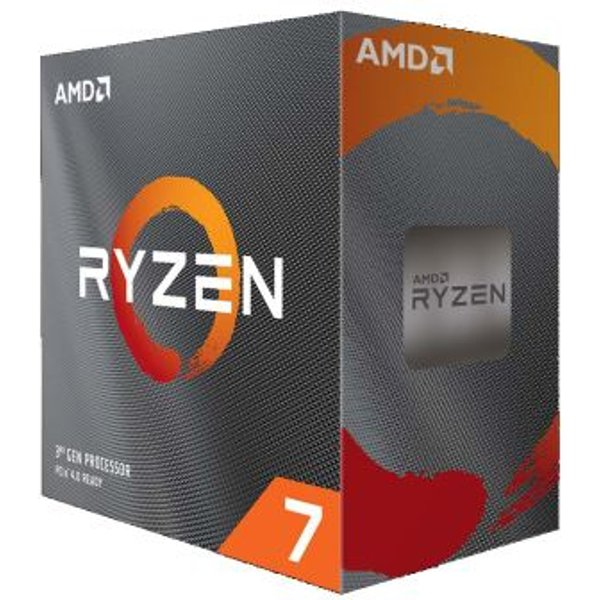 Processeur AMD Ryzen 7 3800XT 4,70 GHz Socket AM4
