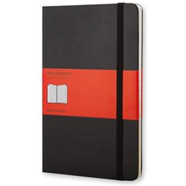 Moleskine Large Address Book Black by Moleskine