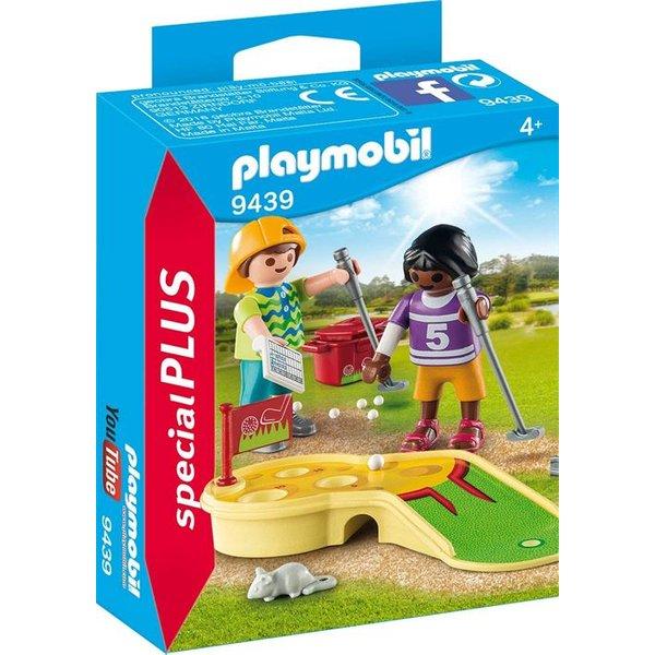 SpecialPlus - Enfants et minigolf, Jouets de construction