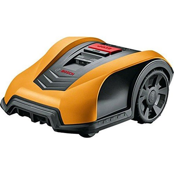 Bosch Top Cover for Indego Lawnmowers Orange / Yellow