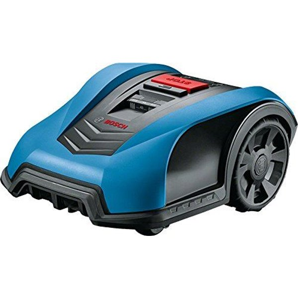 Bosch Top Cover for Indego Lawnmowers Blue