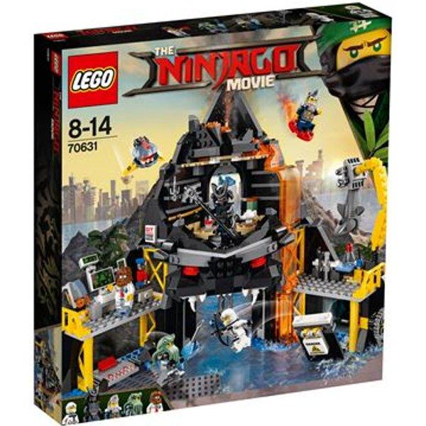 70631 le repaire volcanique de garmadon, lego? Ninjago