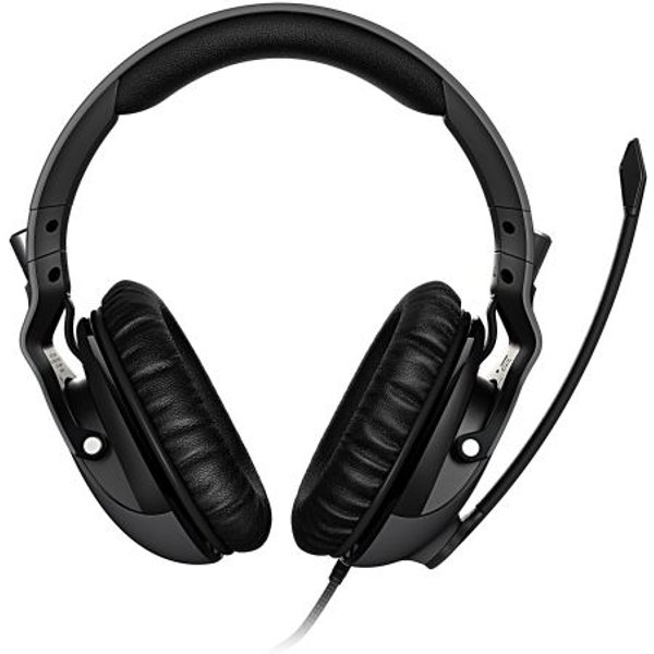 ROCCAT Khan Pro Competitive High Resolution Gaming Headset - Grey