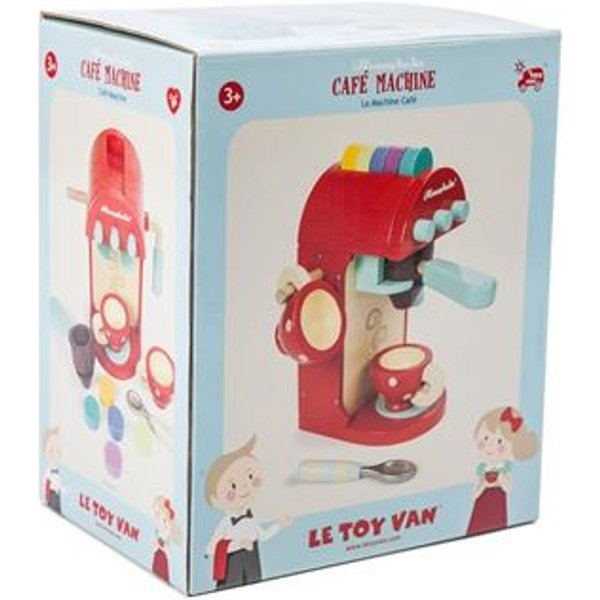 Le Toy Van Cafe
