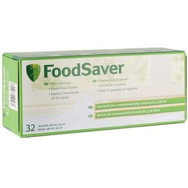 FOODSAVER FSB3202-I BAG 28X36CM 32PCS -