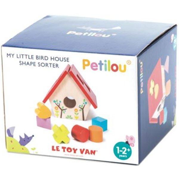 Le Toy Van - Mein kleines Vogelhaus Sortierspiel