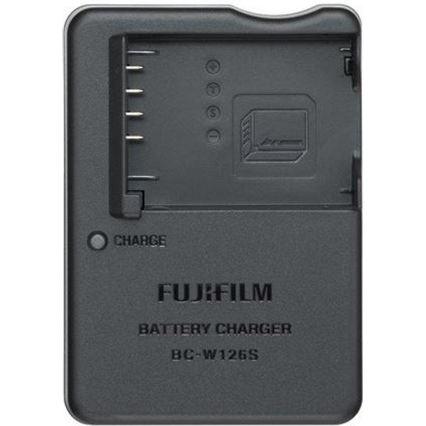 Chargeur de batterie Fujifilm BC-W126S pour NP-W126S
