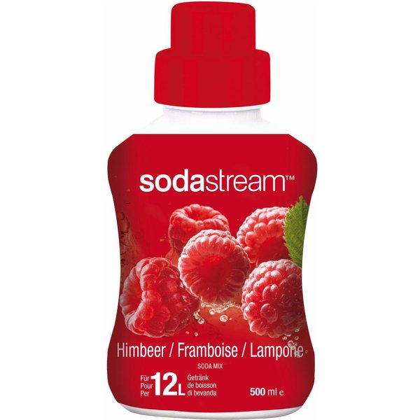SodaStream Raspberry Flavoured Concentrated Syrup