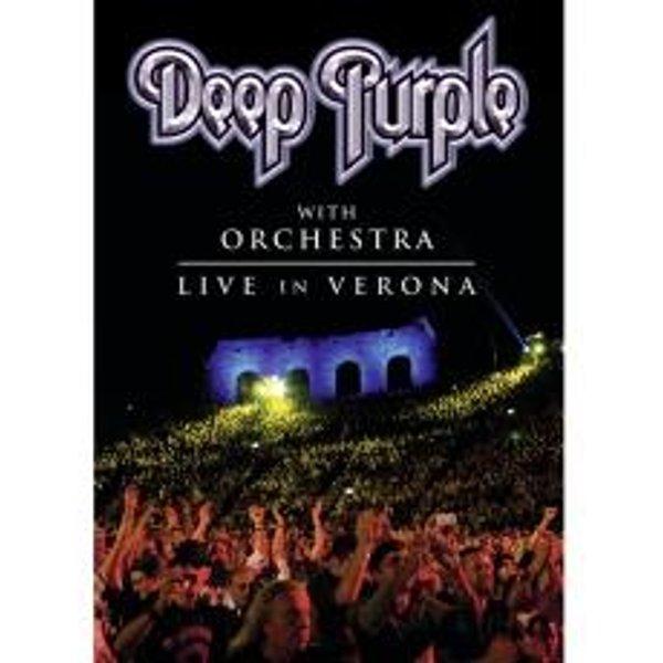 Deep Purple - Live In Verona (0052187)