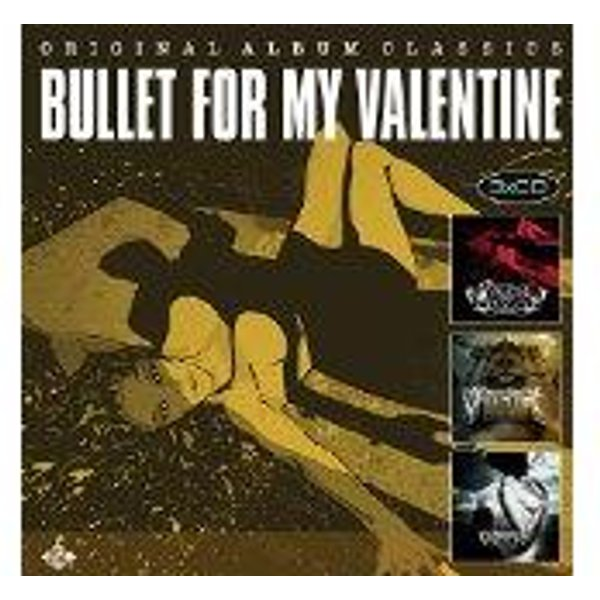 Bullet for My Valentine - Original Album Classics (Music CD)