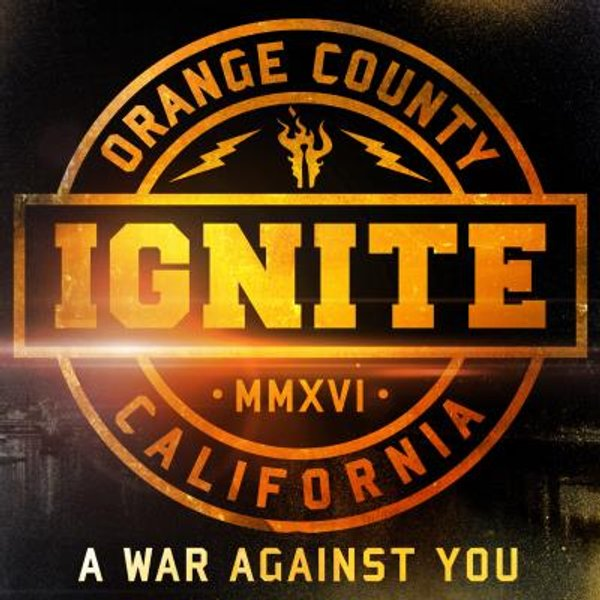 Ignite - A war against you - CD - standard (88875175072)