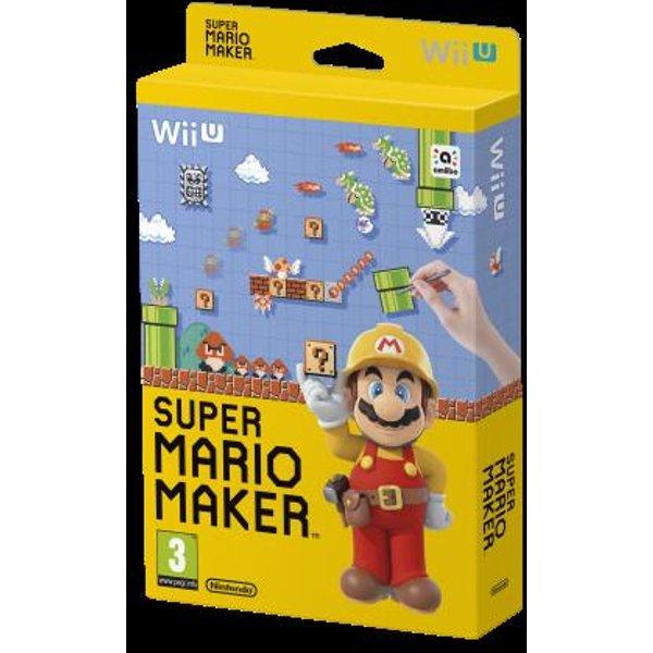 Super Mario Maker Wii U + Artbook (2325847)