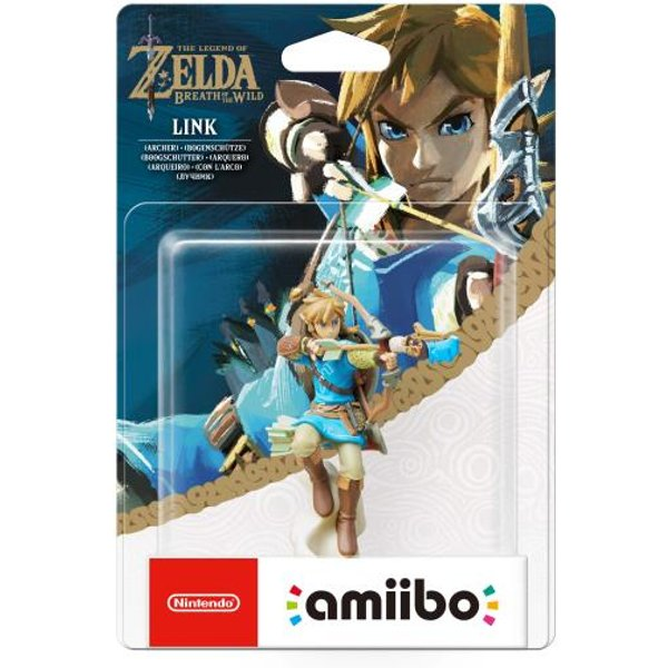 Figurine Amiibo The Legend of Zelda Link Archer