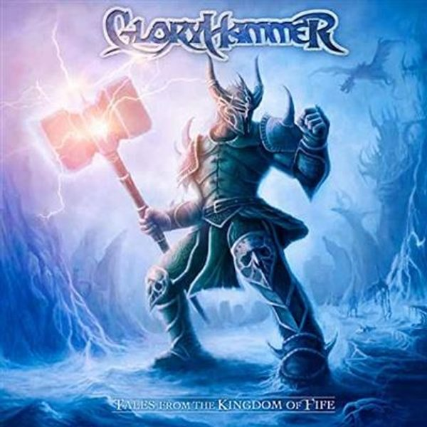 Gloryhammer - Tales from the kingdom of Fife - CD - Standard