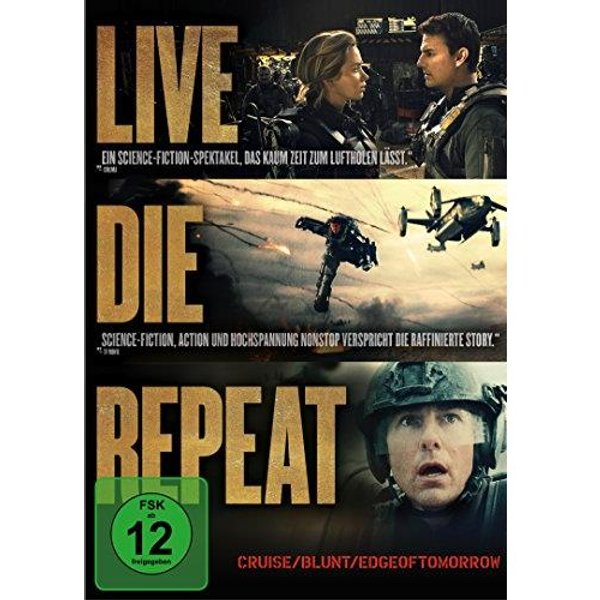 Edge of Tomorrow - Live Die Repeat (2014) (198716)