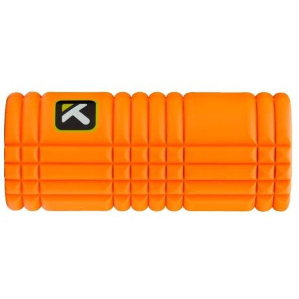 Trigger Point GRID Foam Roller - 33cm x 14cm Orange | Foam Rollers