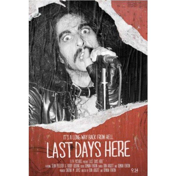 Pentagram (US) - Last days here - DVD - standard