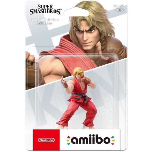 Figurine Amiibo Ken Super Smash Bros. Collection