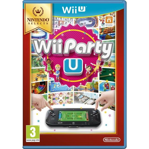Wii U - Selects Party Box (2327547)