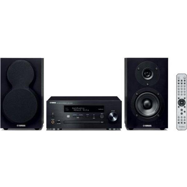 Yamaha MCRN470D MusicCast PianoCraft Hi-Fi System - Ex Display