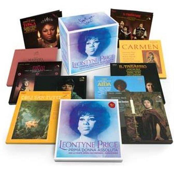 Prima donna assoluta Her ultimate opera recordings Edition remastérisée
