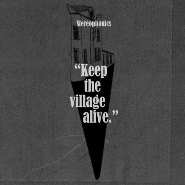 Stereophonics Keep the village alive LP standard